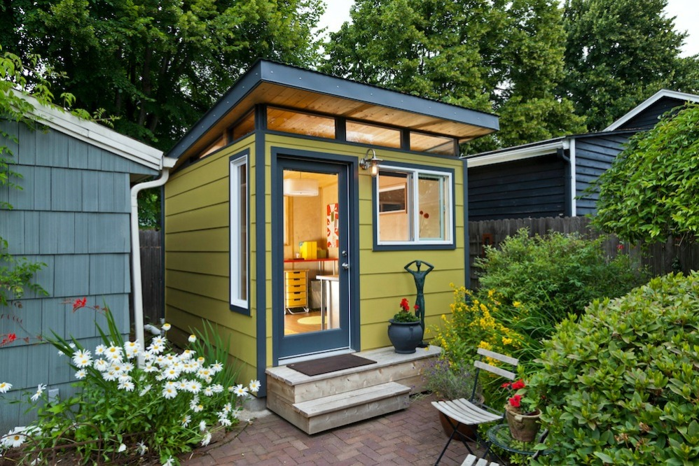 She sheds a room of your own by erika kotite win a copy for Small outdoor sheds for sale