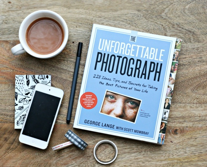 The Unforgettable Photograph by George Lange + Win a copy