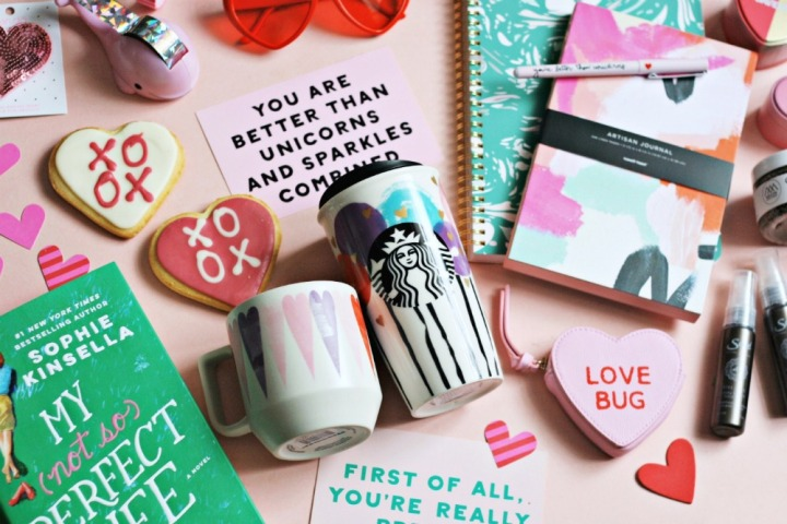 Be your own Valentine: small gift ideas for your big heart + A giveaway ❤️