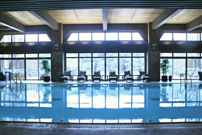 lgm casino rama resort pool