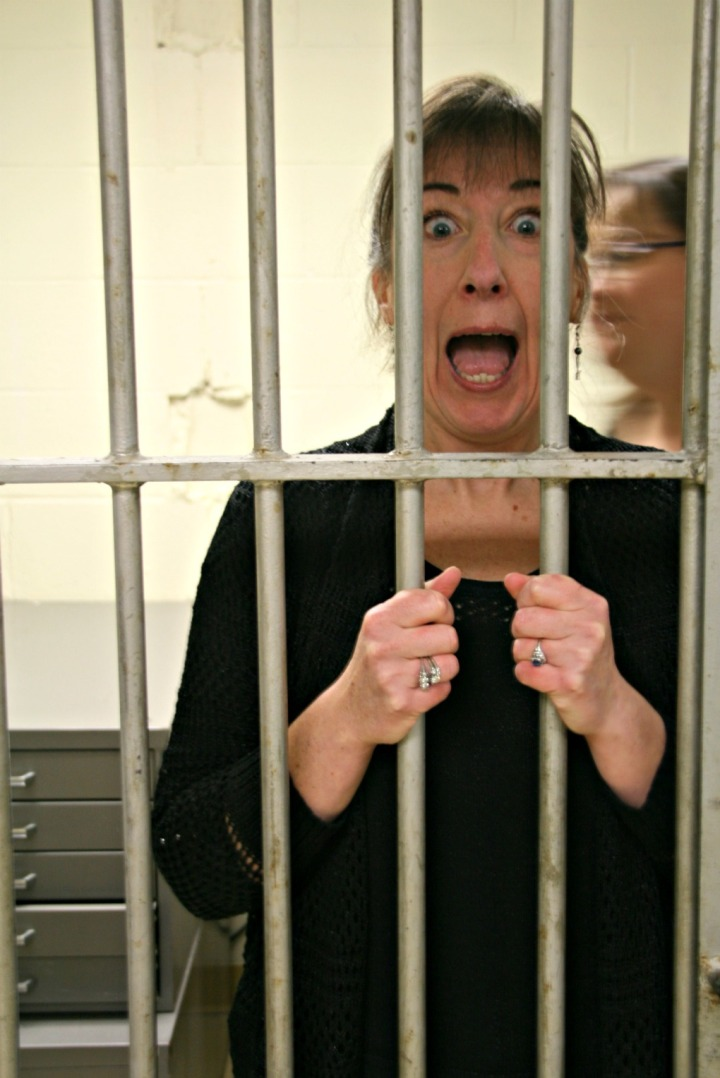 lgm sandy jail