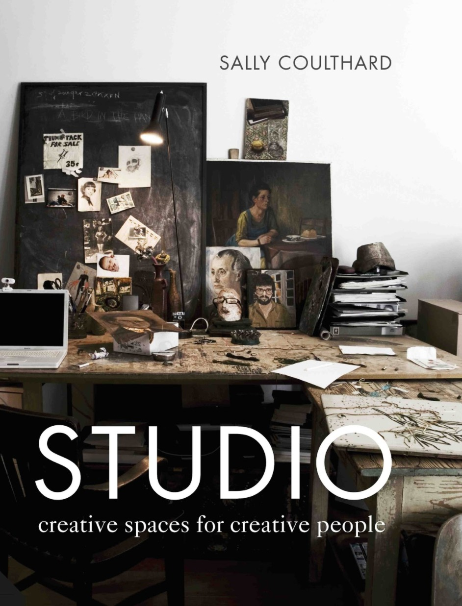 Studio by Sally Coulthard cover