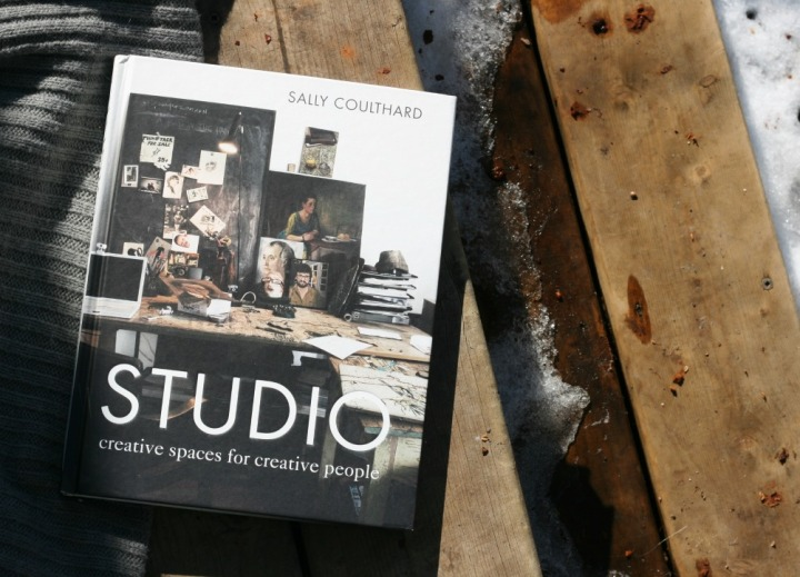 Studio: Creative Spaces for Creative People by Sally Coulthard + Win a copy
