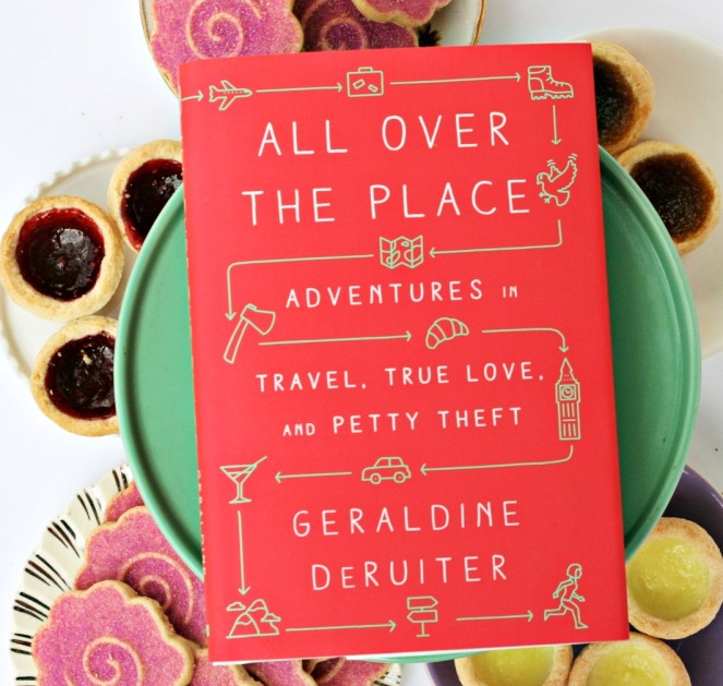 All Over The Place by Geraldine DeRuiter HBG Canada