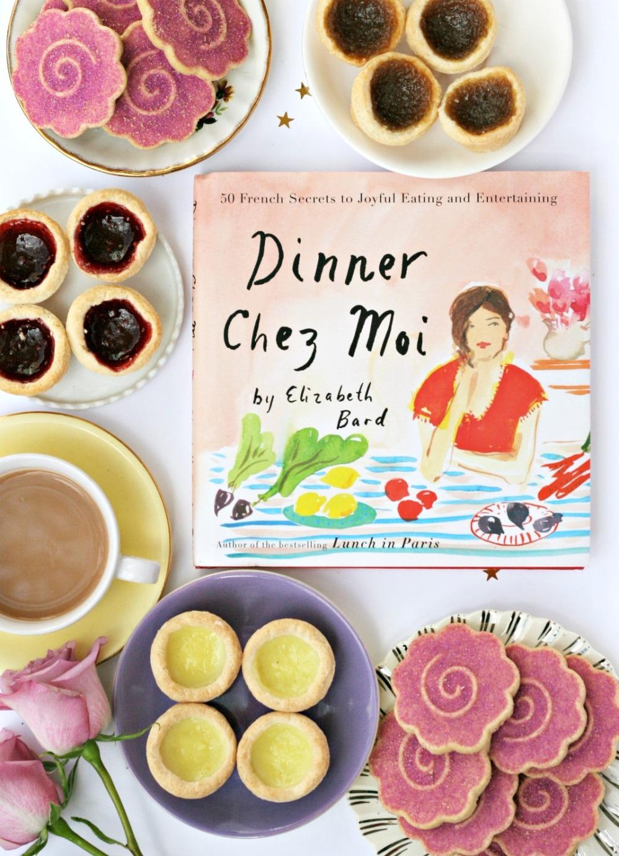 Dinner Chez Moi by Elizabeth Bard HBG Canada