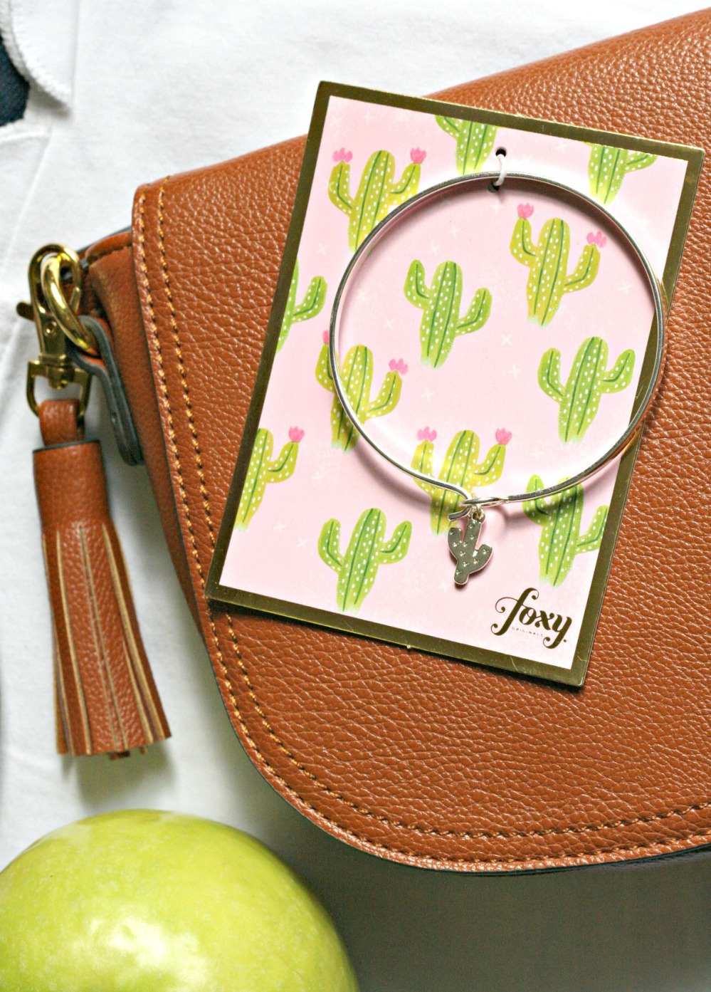 Foxy Originals cactus bangle try small things