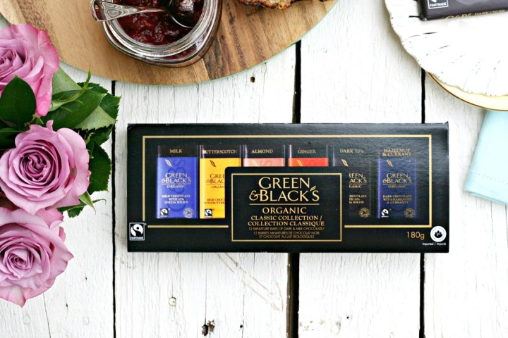 Green and Black's Organic Classic Collection 2 try small things