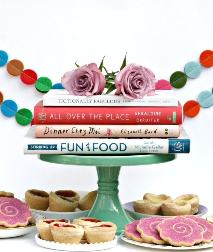 Books she'll love for Mother's Day + Agiveaway