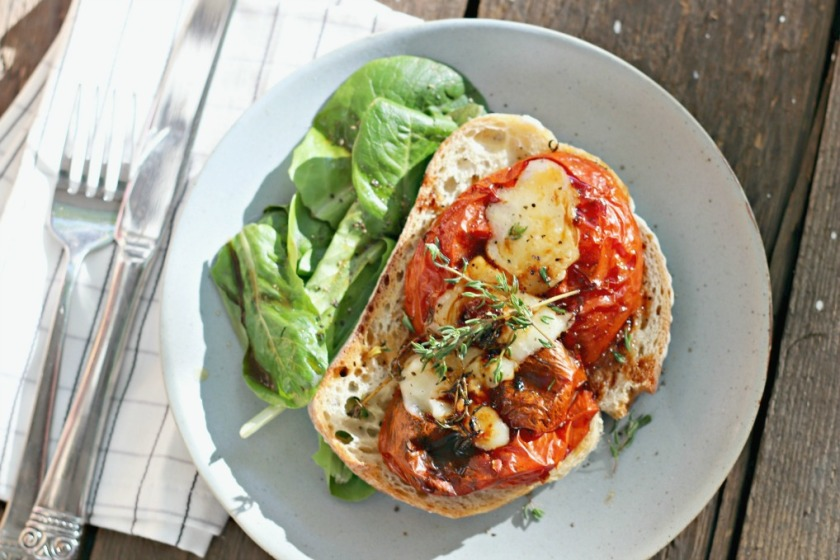 Good Veg Fondue Tomatoes with Mozzarella final