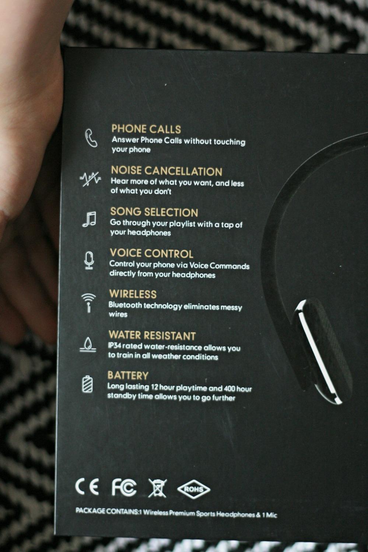 Specter Wireless ELUX features