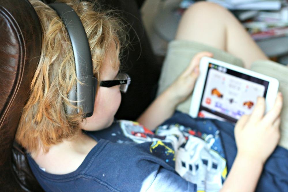 Specter Wireless ELUX with iPad