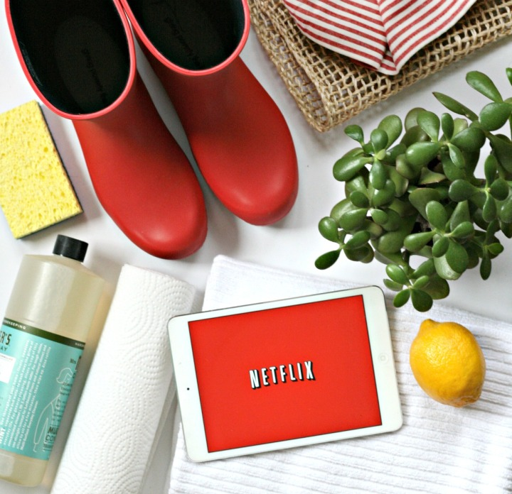 Clear the clutter! Spring cleaning your Netflix profile #StreamTeam