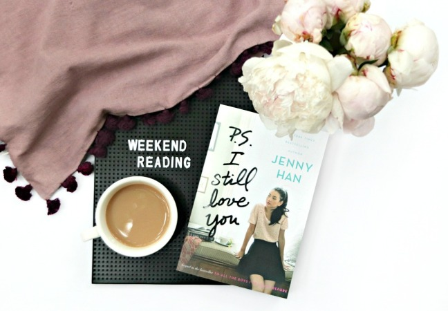 Jenny Han P.S. I Still Love You try small things brighter