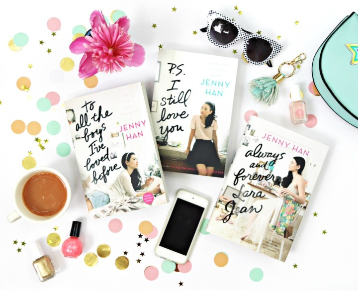 Jenny Han's To All The Boys I've Loved Before series