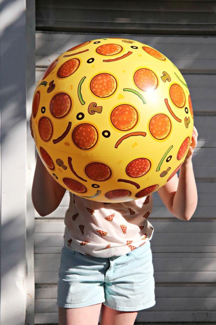 Panago Pizza pizza ball