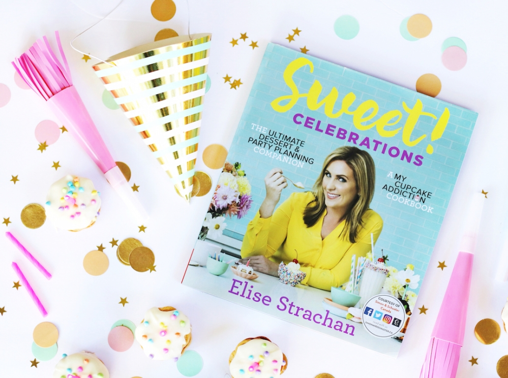 Sweet! Celebrations by Elise Strachan cover