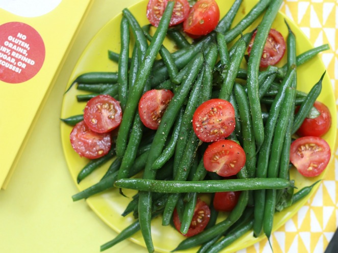 Haricots Verts Ready or Not cookbook Twitter