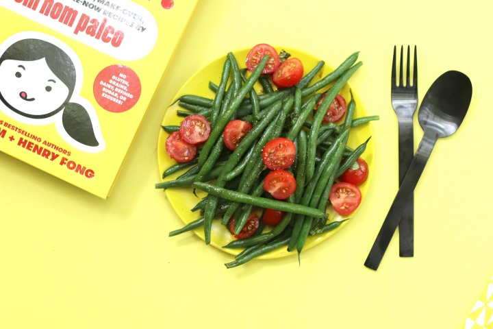 Ready or Not Haricots Verts try small things