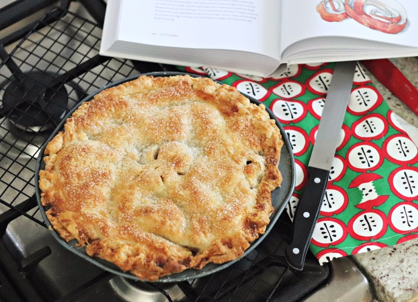Salt Fat Acid Heat Classic Apple Pie with All Butter Pie Dough try small things