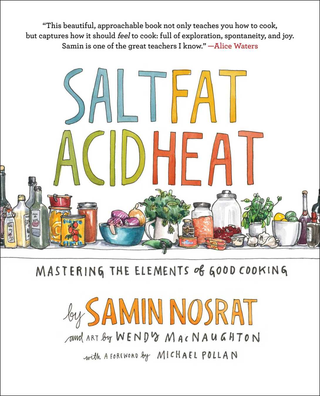 Salt Fat Acid Heat cover image
