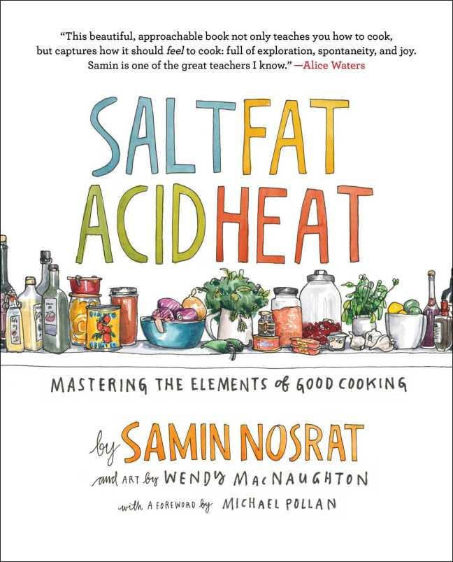 Salt Fat Acid Heat cover image