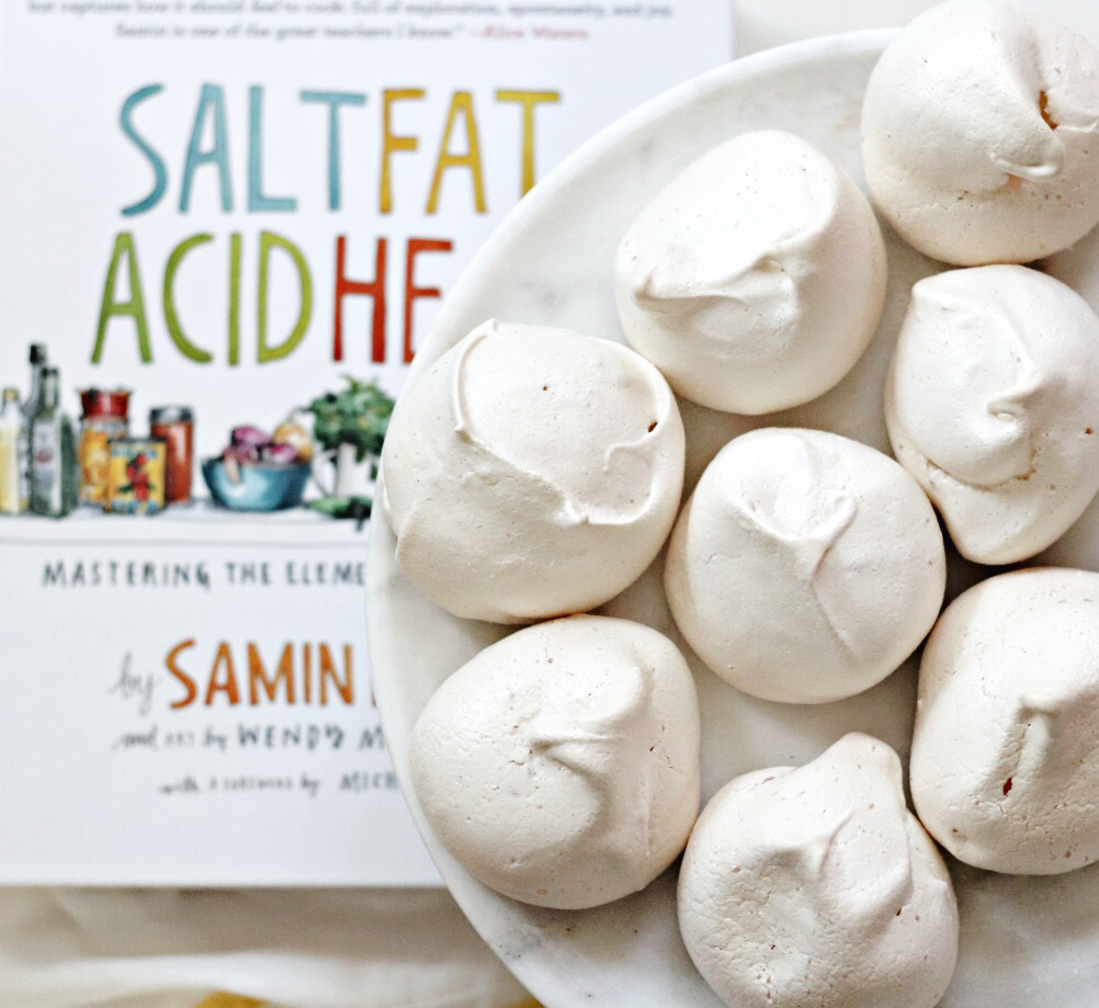 Salt Fat Acid Heat Marshmallowy Meringues try small things