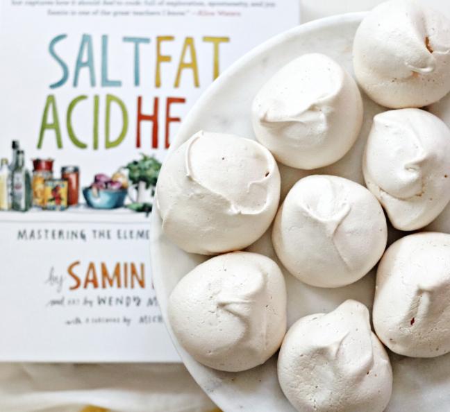Salt Fat Acid Heat Marshmallowy Meringues try small things