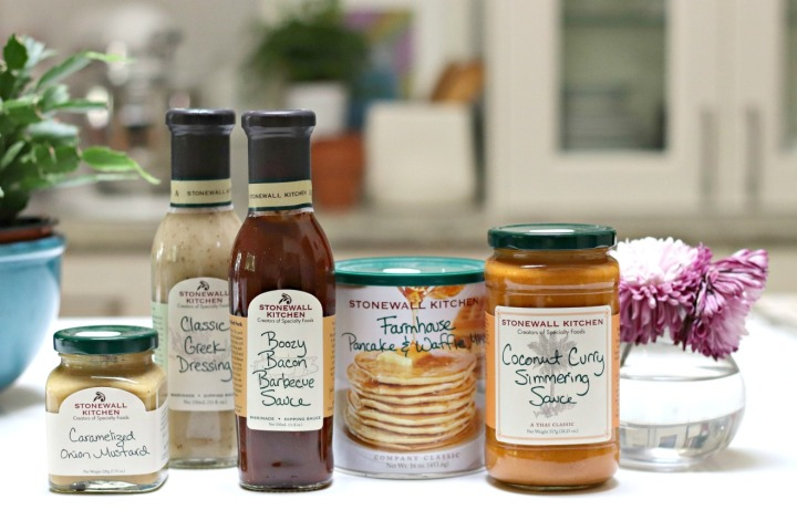 Gourmet Trading stocked our pantry with  Stonewall Kitchen specialty foods. Here's how they went over.