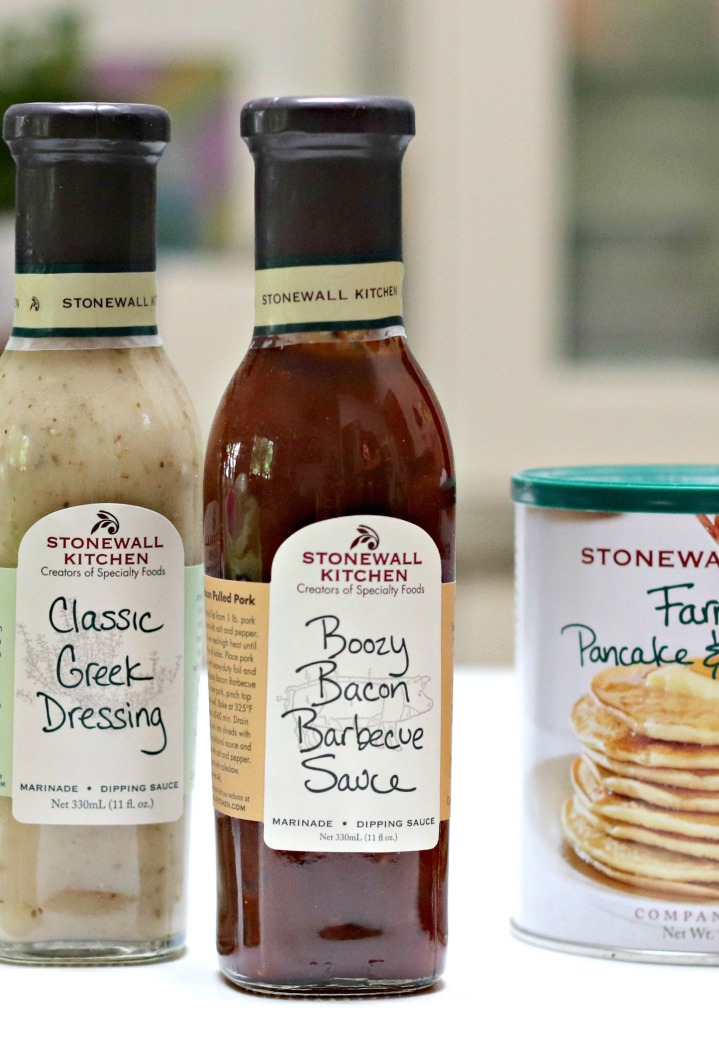 Gourmet Trading Stonewall Kitchen Boozy Bacon Barbeque Sauce