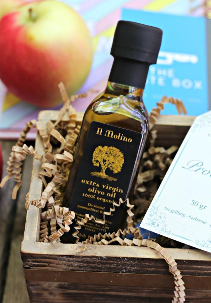 Il Molino extra virign olive oil The Taste Box September 2017
