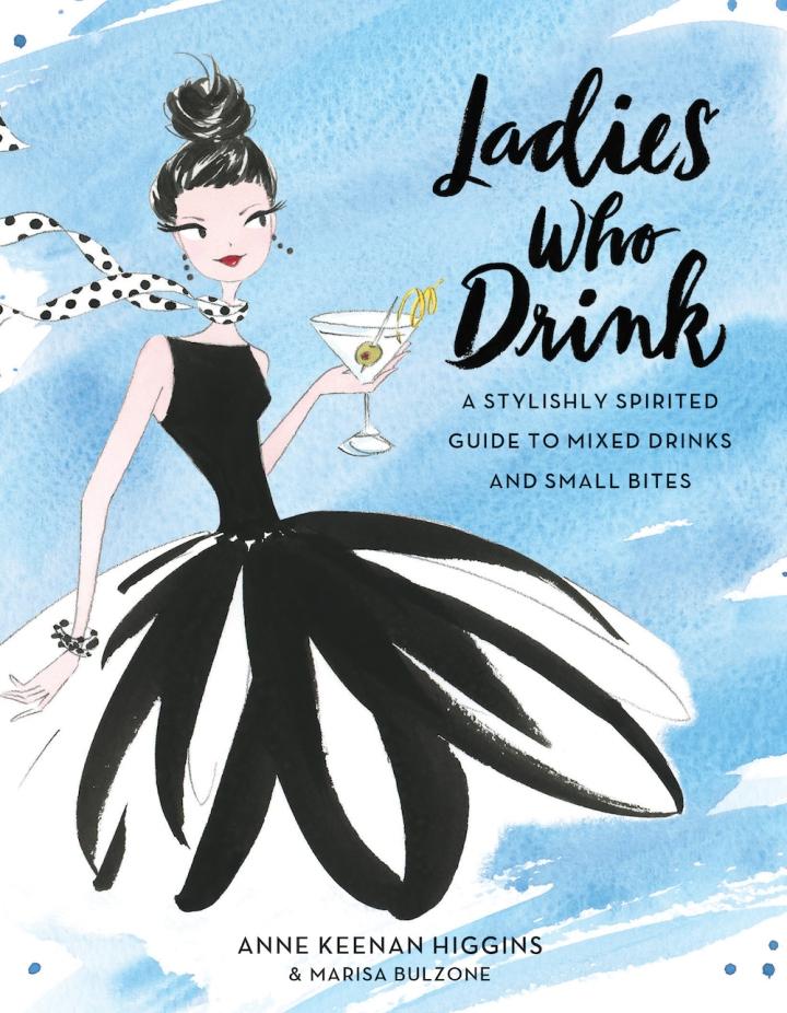 Ladies Who Drink by Anne Keenan Higgins cover