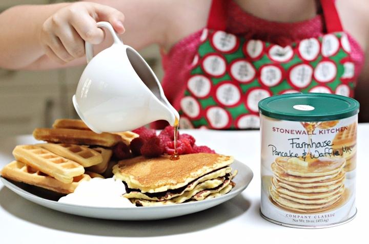 Stonewall Kitchen Farmhouse Pancake and Waffle Mix Twitter
