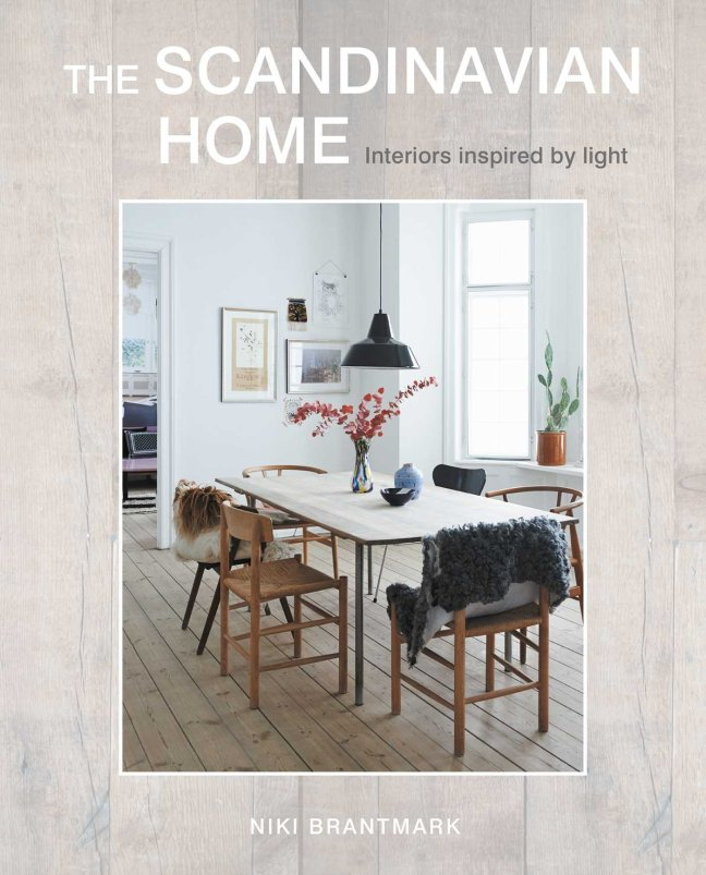 The Scandinavian Home official cover