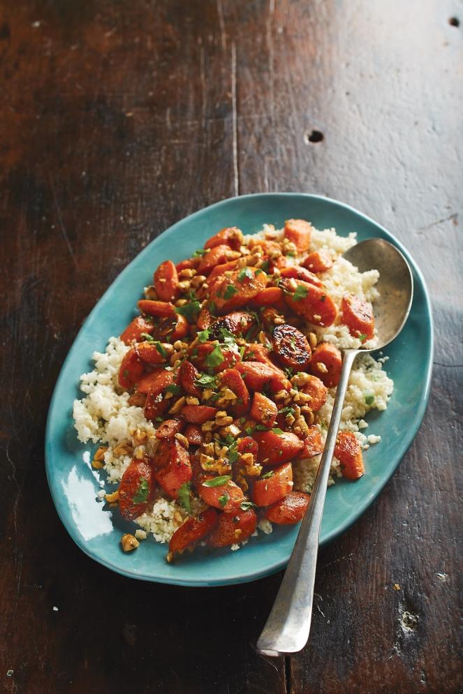 Carrots Garam Masala (credit Ken Carlson)