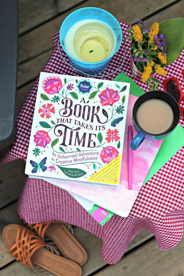 Travel essentials A Book That Takes Its Time