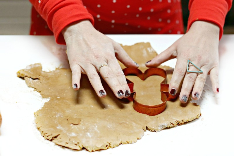 Gingerbread Boys cookie cutter 4