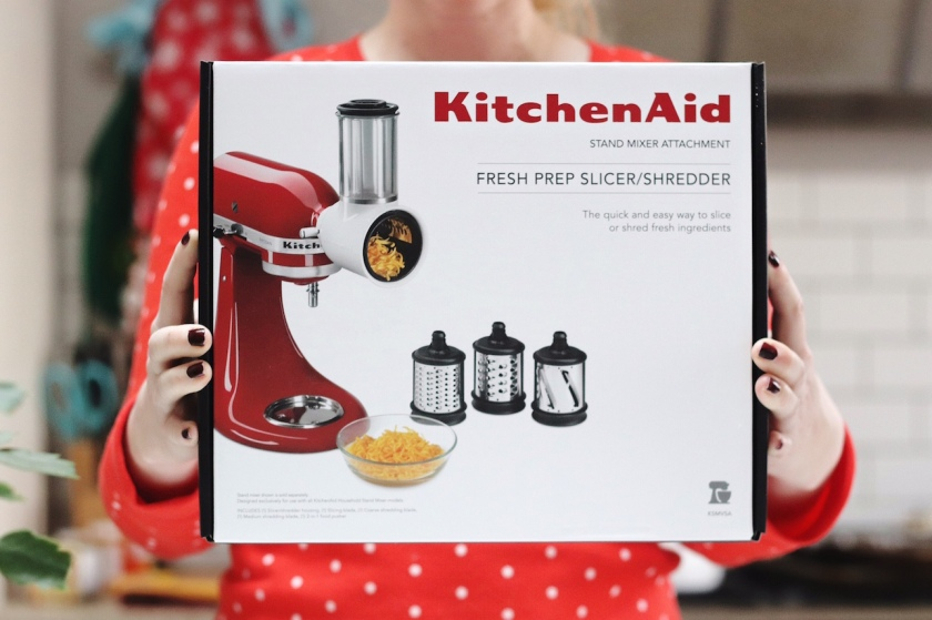 KitchenAid Fresh Prep Slicer:Shredder Stand Mixer Attachment