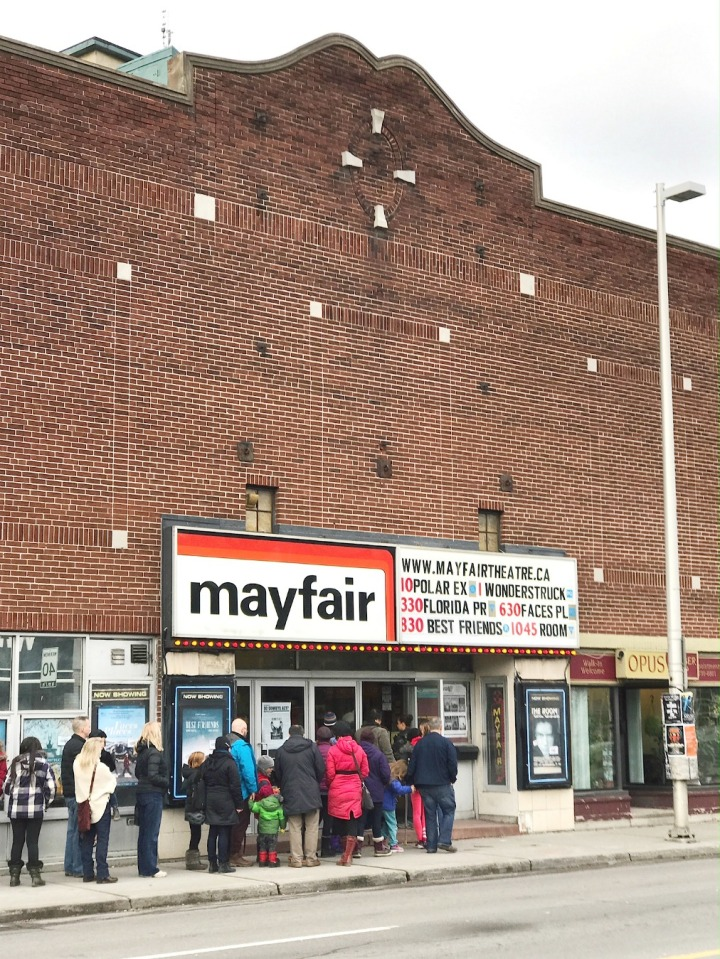 Mayfair to see The Polar Express 2017