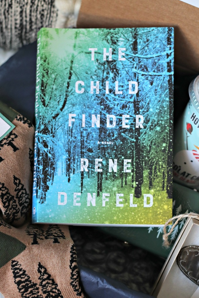 Sweet Reads Box The Child Finder by Rene Tenfold