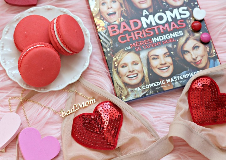 A Bad Moms Christmas Bad Mom necklace