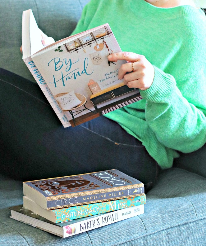 Hachette Book Group Canada By Hand Circe Mrs. Baker's Royale try small things