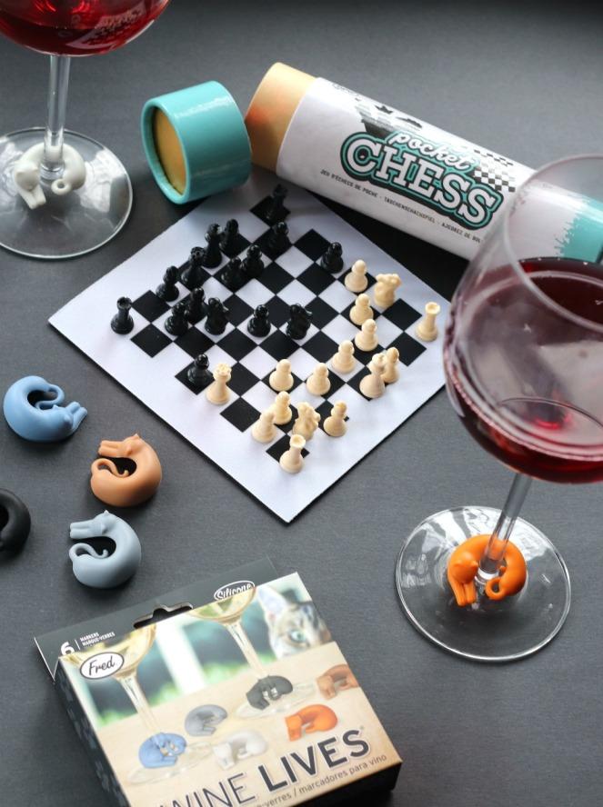 Sweet Reads Box April 2018 Pocket Chess