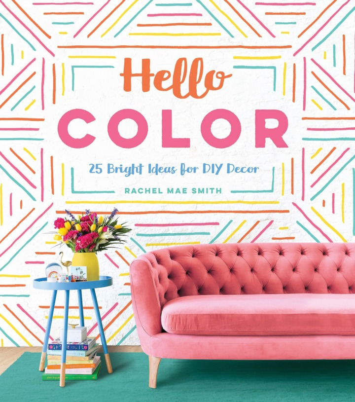 Hello Color by Rachel Mae Smith cover