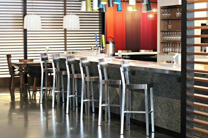 Alt Hotel bar chairs