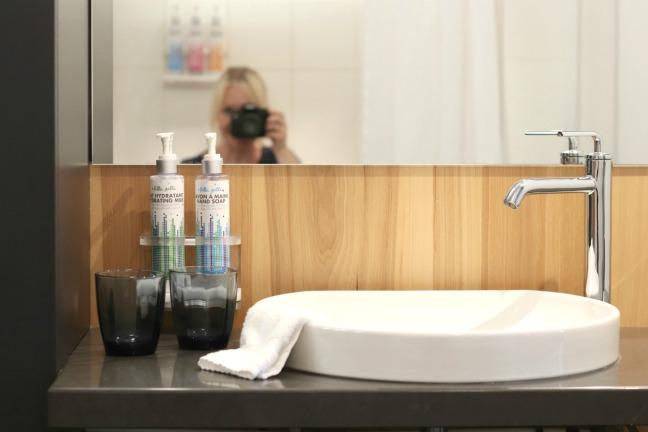 Alt Hotel bathroom sink