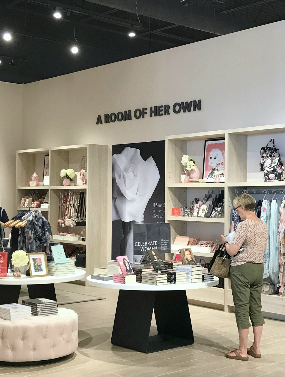 Indigo Innes A Room of Her Own Celebrate Women