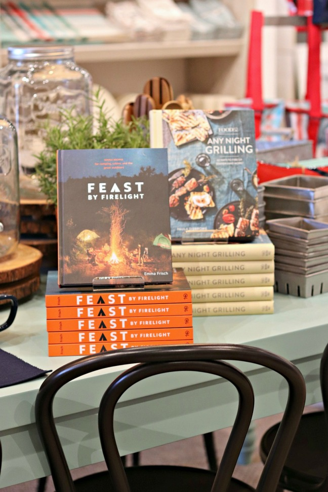 Indigo Innes Feast by Firelight and Any Night Grilling Food 52