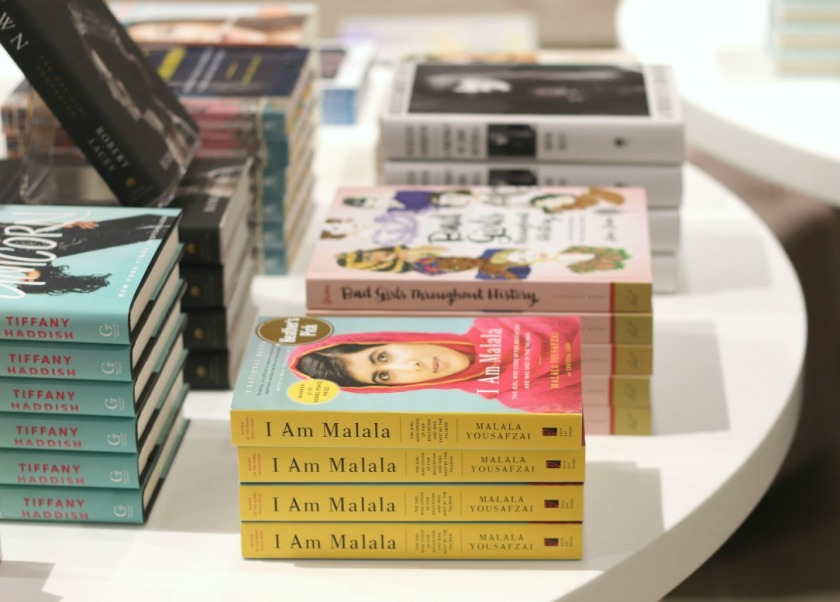 Indigo Innes I Am Malala and Bad Girls Throughout History