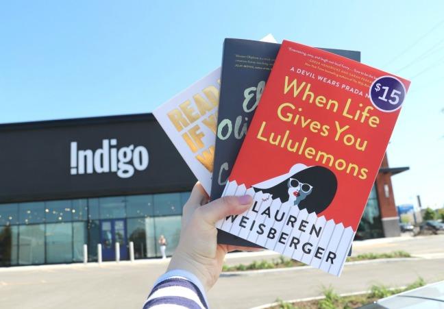 Indigo Innes When Life Gives Your Lululemons