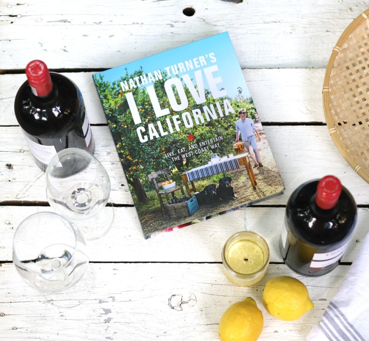 Nathan Turner's I Love California: Live, Eat, and Entertain the West Coast Way + Fish Tacos + Win acopy!